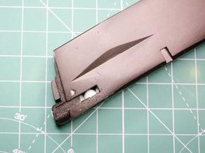 magazine lip replacement for Beretta ASG M9 Gas Blow Back Full Metal airsoft gun
