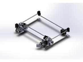 E3D BigBox - Dual Titan IDEX
