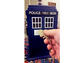 The Eighth Doctor's TARDIS Key