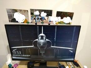 VESA 100mm picture stand