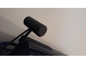 Oculus Sensor monitor mount