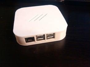 Odroid C1 - Apple TV case