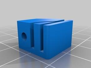 MP Monoprice Select Mini - GT2 Y Belt Tensioner Open Slider