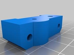 Anet A8 bowden extruder bottom part