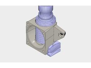 E3D 30mm Fan for autolevel effector