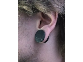 Ear plug container