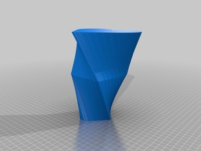 My Customized Parametric drawing and picture for Vase, Box, Box Cap