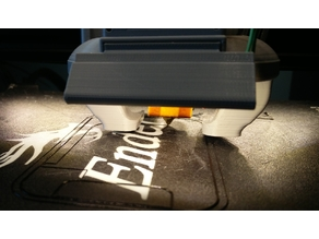 Ender-3 X axis LED bar.