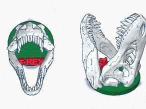 T-Rex Pen Holder