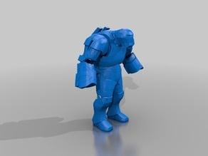Igor Iron Man Armour / Suit