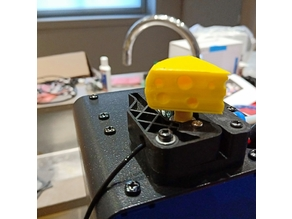 Primacreator/Profab3D cheese spinner for extruder