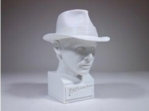 Indiana Jones (with base)