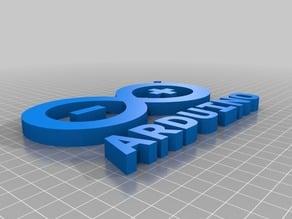 Arduino Logo 3d