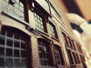 Ware House Windows