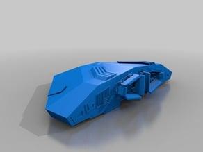 Cobra Mk III from Elite: Dangerous by Frontier Developments