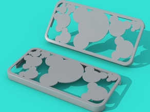 Iphone 5/5S case mickie