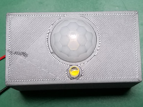 Motion Activated Night Light Case