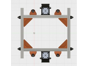 Hypercube Evolution separate Z axis from bed brackets