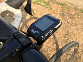 Sigma ROX GPS 11.0 Aero Lenkerhalter / as short as possible (Neue Version)