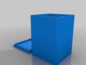 My Customized rounded box