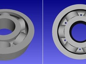 Ekobots - Bearing generator (Radial).