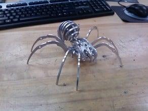 Spidersaur in 6061