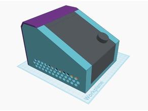 Ender 3 Electronics Housing (LCD + PCB + Pi + Buck Converter)