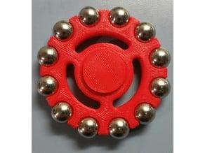 Open Ball Spinner