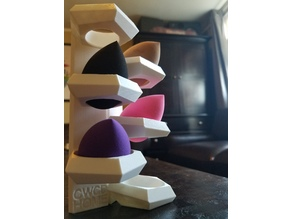 Beauty Blender Wall Mounted