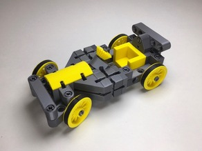 kbricks racing car