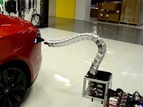 Ekobots - Snake Charger Tesla