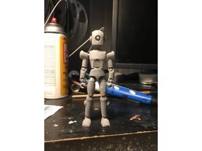 Robot modibot skin