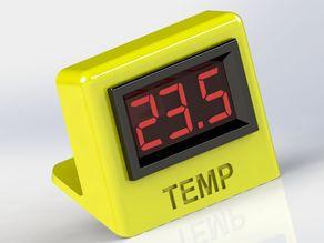 3dpBurner2 Temperature Meter