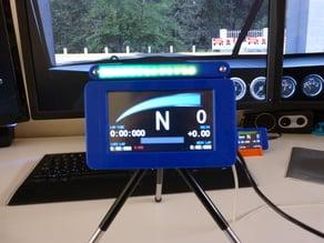 Nextion WS2812b led bar + Arduino nano enclosure