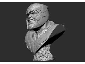 Thanos Bust - from Avengers: Endgame