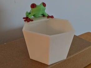 Critter Perch Planter