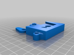 CR10 Quick Release for Hot End and Laser Engraver