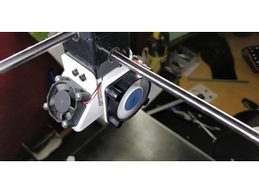 40 mm Hotend Fan for UM2