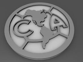 Liga mx - America - easy print