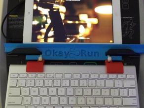 Clips for Apple Bluetooth keyboard (ipad keyboard)