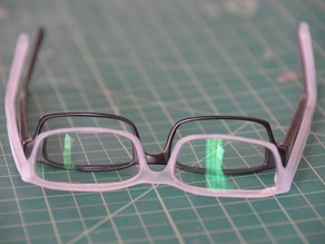 63d9361bfa2 Eye glasses collection - Thingiverse
