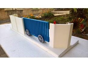 Sliding Gate Model