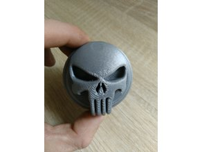 BBQ knob punisher