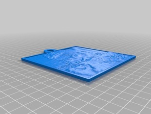 One does not simply make a Lithopane