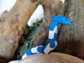 Movable Snake