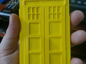 Iphone 6 tardis case