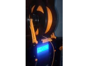Top Filament Guide for ANET A8