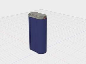 Slim 18650 Case