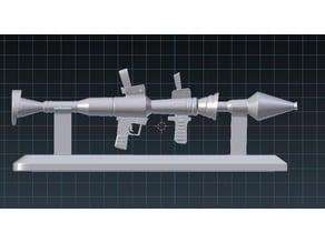 Fortnite Rocket Launcher