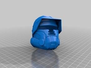 Star Wars Republic Trooper Helmet